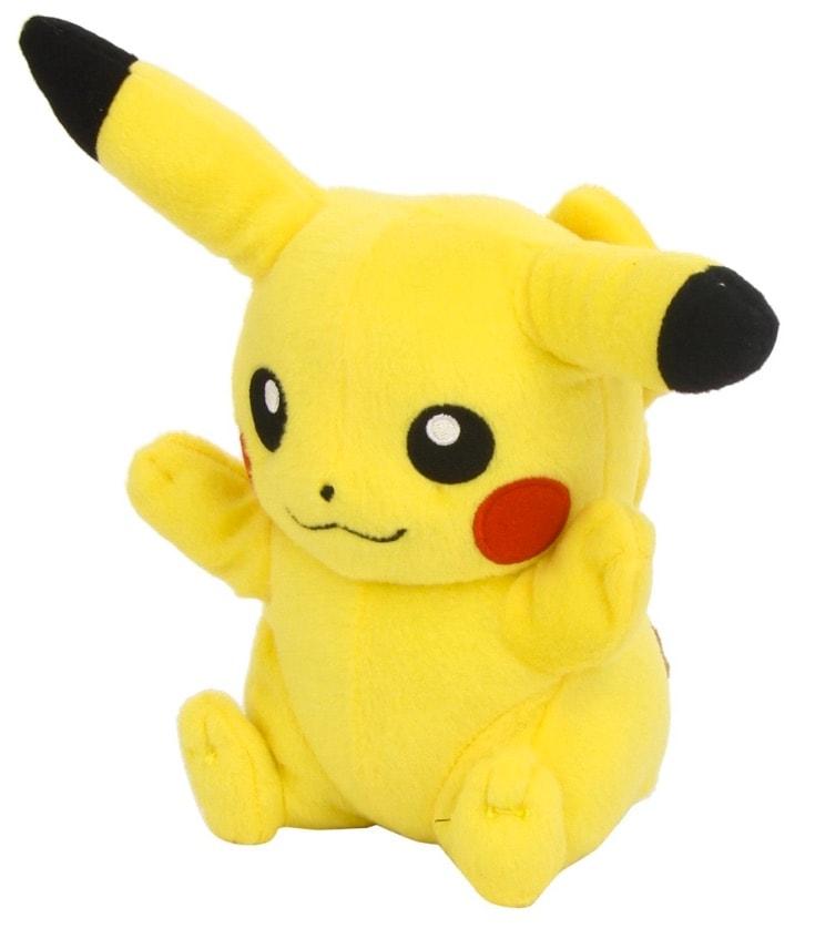 El mejor peluche de Pokemon: Pikachu