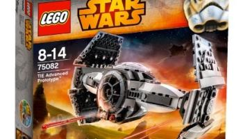 Star Wars - Tie advanced prototype