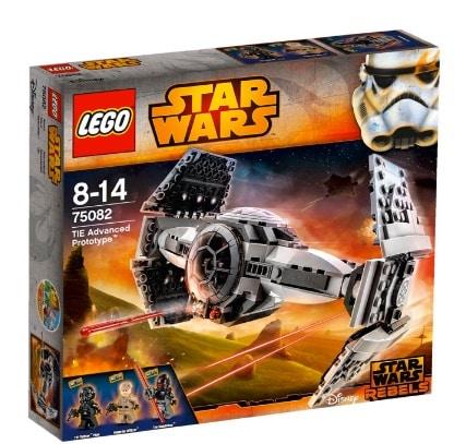Star Wars - Tie advanced prototype