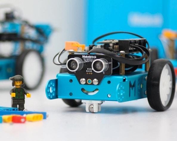 Makeblock Mbot, robot educativo en oferta