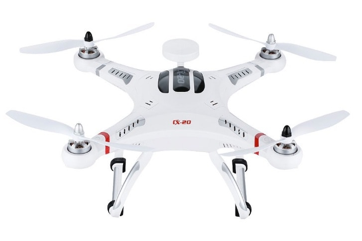 Cxhobby_CX-20_Rtf_Drone_Cuadricóptero
