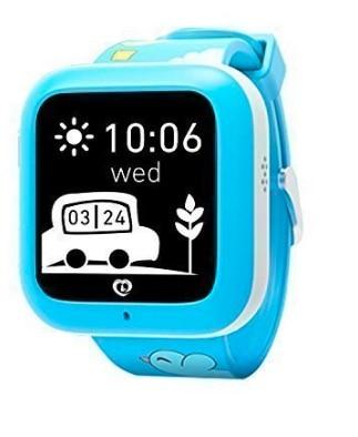 Reloj inteligente para niños con GPS en oferta por menos de 50 euros en Amazon España