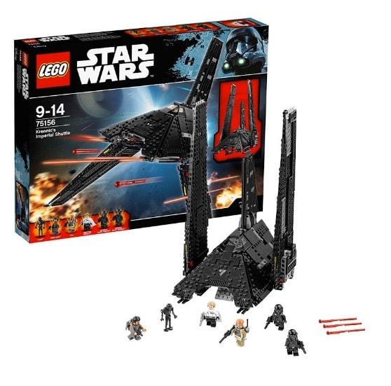 LEGO Star Wars - Lanzadera imperial de Krennic