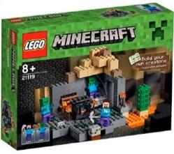 LEGO - La mazmorra de Minecraft