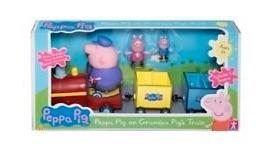 Los 6 mejores juguetes de Peppa Pig: la casa, el tren, el barco…