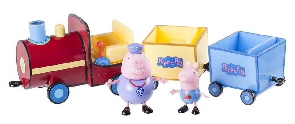 Peppa Pig Tren del abuelo