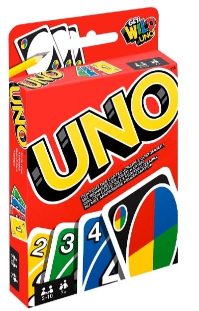 UNO, juego de cartas