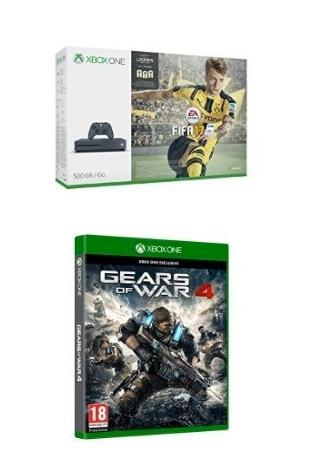 Las mejores ofertas para comprar tus regalos de Navidad (Amazon España): videoconsola Xbox One S