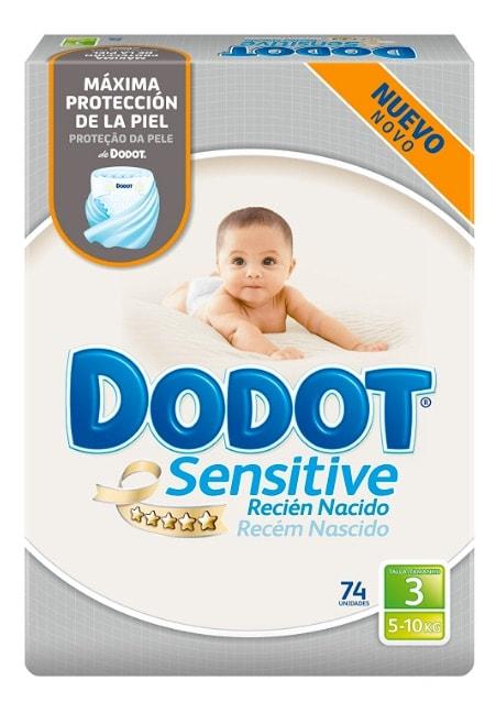 Hasta un 20 % de descuento en una selección de Dodot Sensitive y Dodot Activity