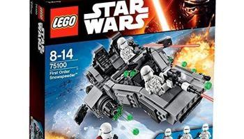 Â¡Oferta! LEGO Star Wars - Snowspeeder, multicolor (75100) por menos de 30 euros
