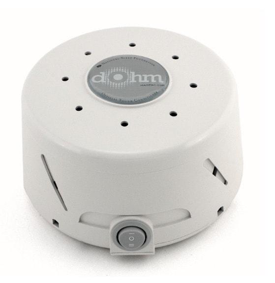 La mejor máquina de ruido blanco para bebés