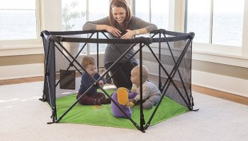 Summer Infant Pop N Play - Parque plegable