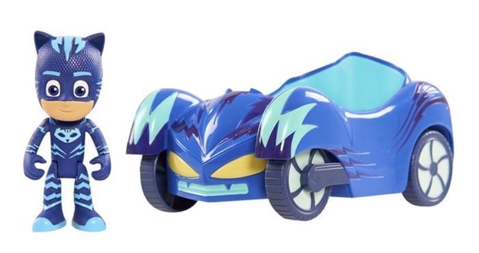 Los mejores juguetes de PJ Masks (héroes en pijamas)