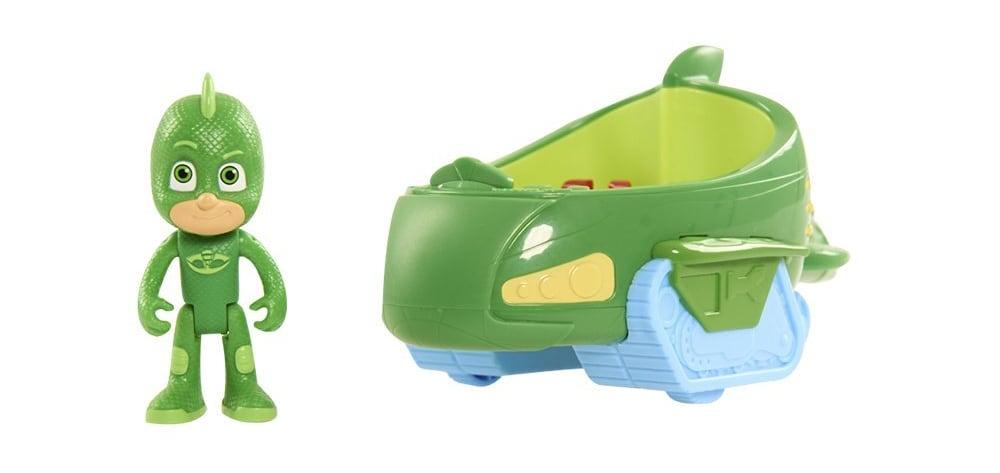 PJ Masks Vehículos Gekkomóvil y Gekko (Bandai 24575)
