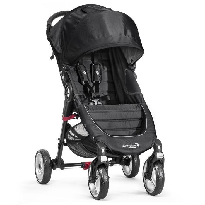 ¿Cuáles son las 5 sillas de paseo más populares en 2019? Baby Jogger City Mini