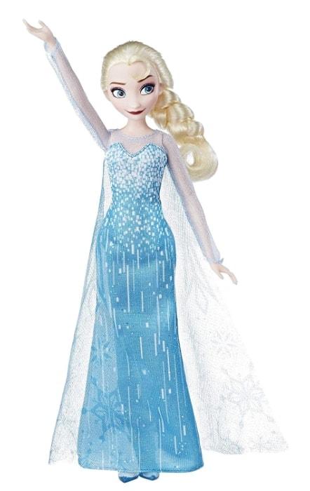 Muñeca de Elsa, Frozen