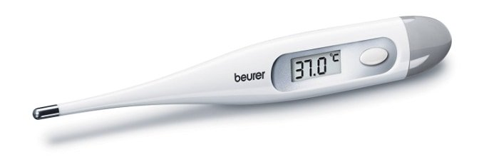 Beurer FT 09 - Termometro corporal por contacto, digital