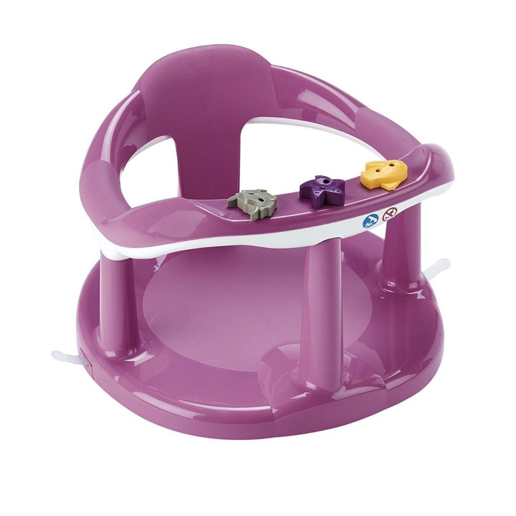 Los mejores aros de bañera para bebés