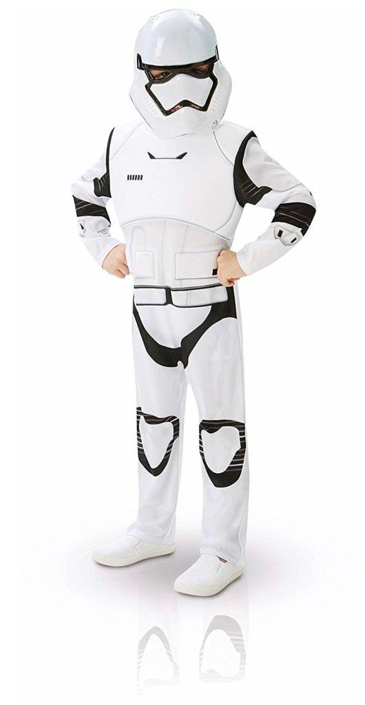 Star Wars - Disfraz de Villain Trooper Deluxe para niños