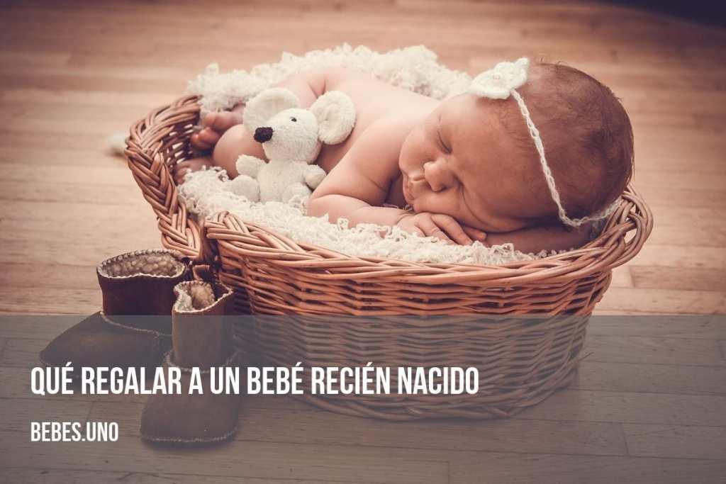 ¿Quieres saber cuáles son los mejores regalos para bebés recién nacidos? Los padres se van a quedar encantados