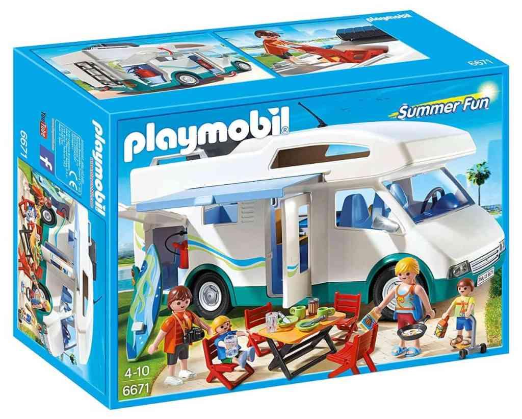 Playmobil Summer Camper - Caravana de Verano