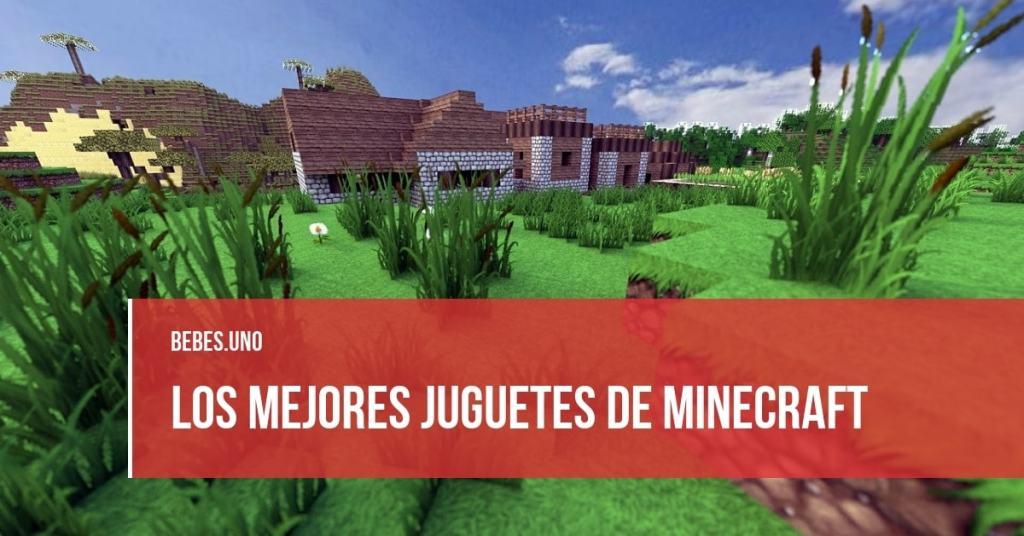 Los mejores juguetes de Minecraft