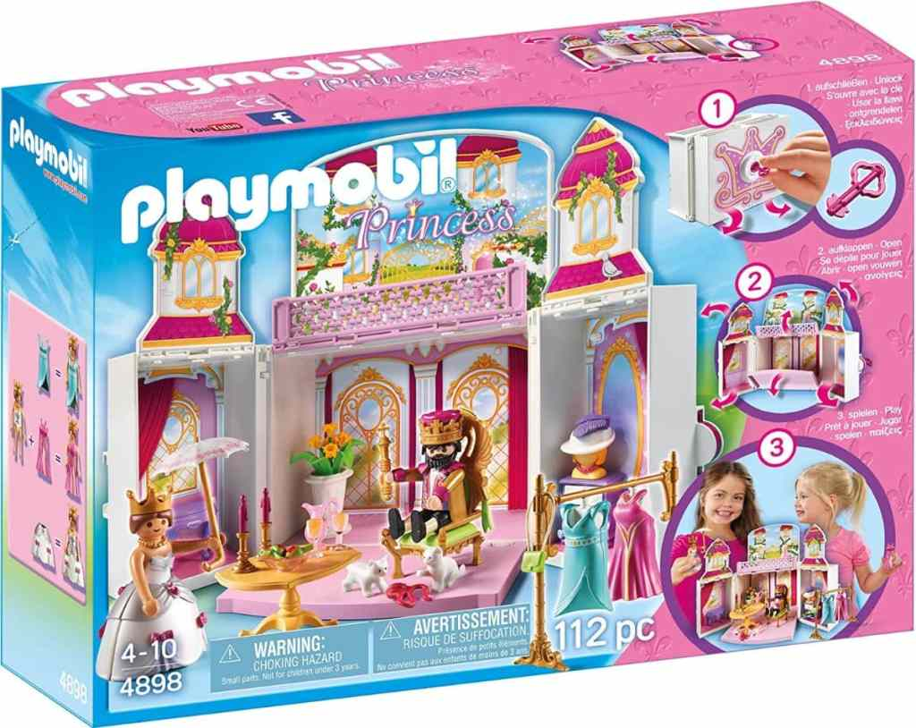 Playmobil 4898 - Cofre Palacio Real
