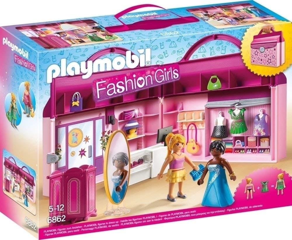 Playmobil Tienda de Moda 6862 Playset