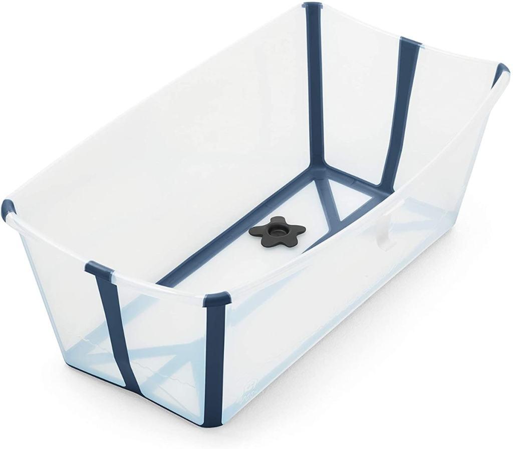 STOKKE® Flexi Bath® - Bañera de bebé plegable para ducha
