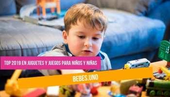 Top 2019 en juguetes y juegos para niños y niñas