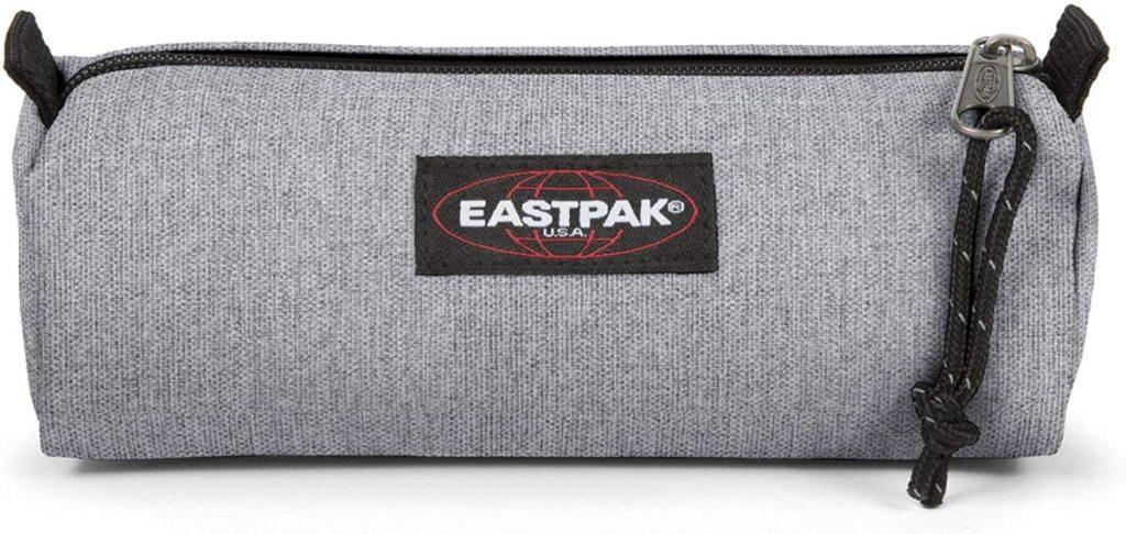 Eastpak Benchmark Single Estuche, 21 cm, Gris