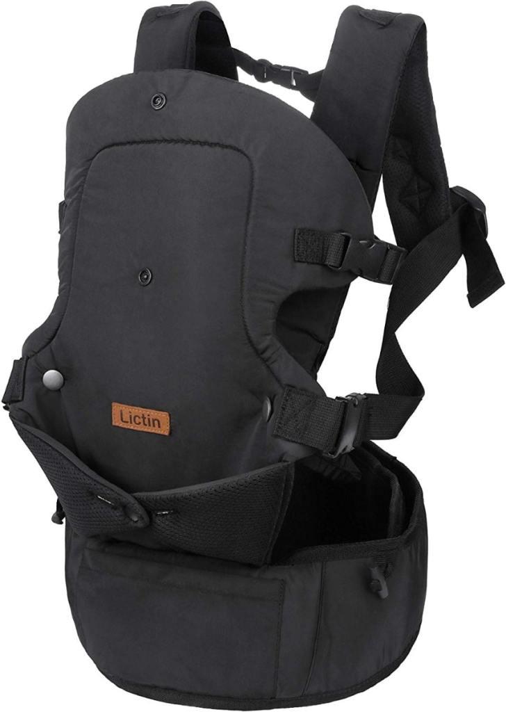 Lictin mochila portabebé multifunción