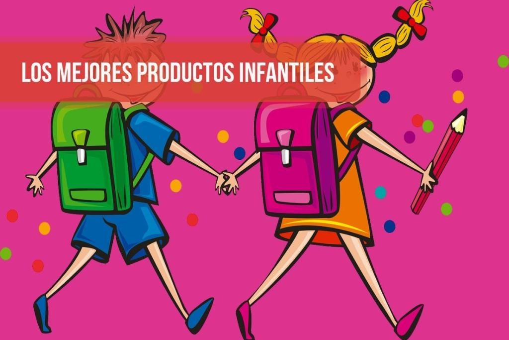 Los mejores productos infantiles