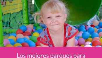 Los mejores parques para bebés de madera y de plástico