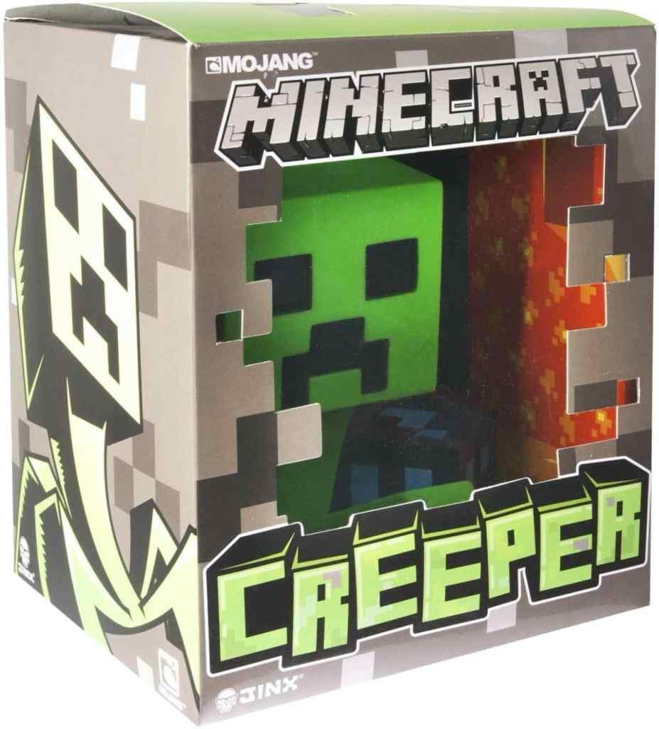 Minecraft Spin Master Toys - Figura Creeper Vinyl