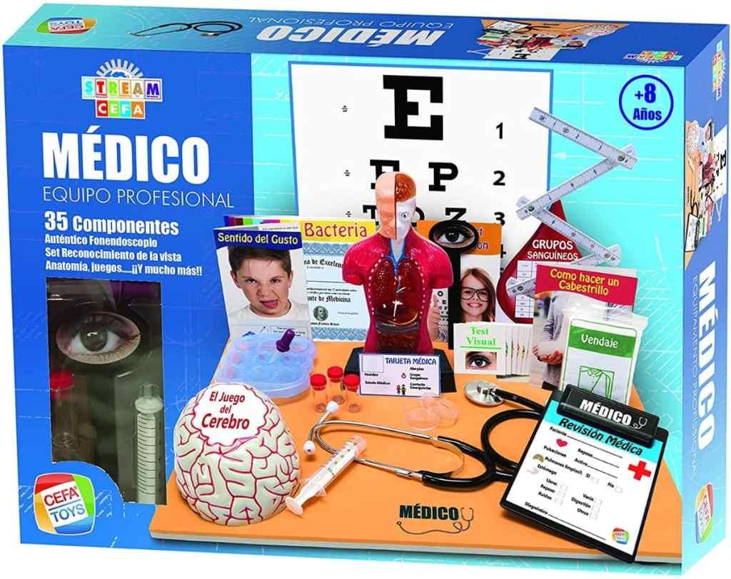 Cefa Toys- Equipo Profesional de Médico