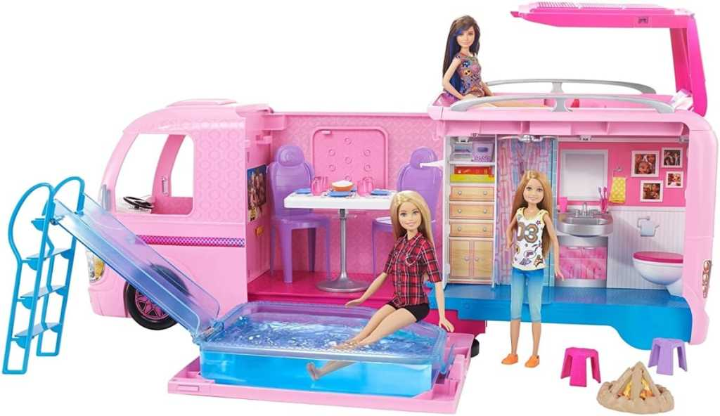 Caravana de Barbie- DreamCamper Autocaravana