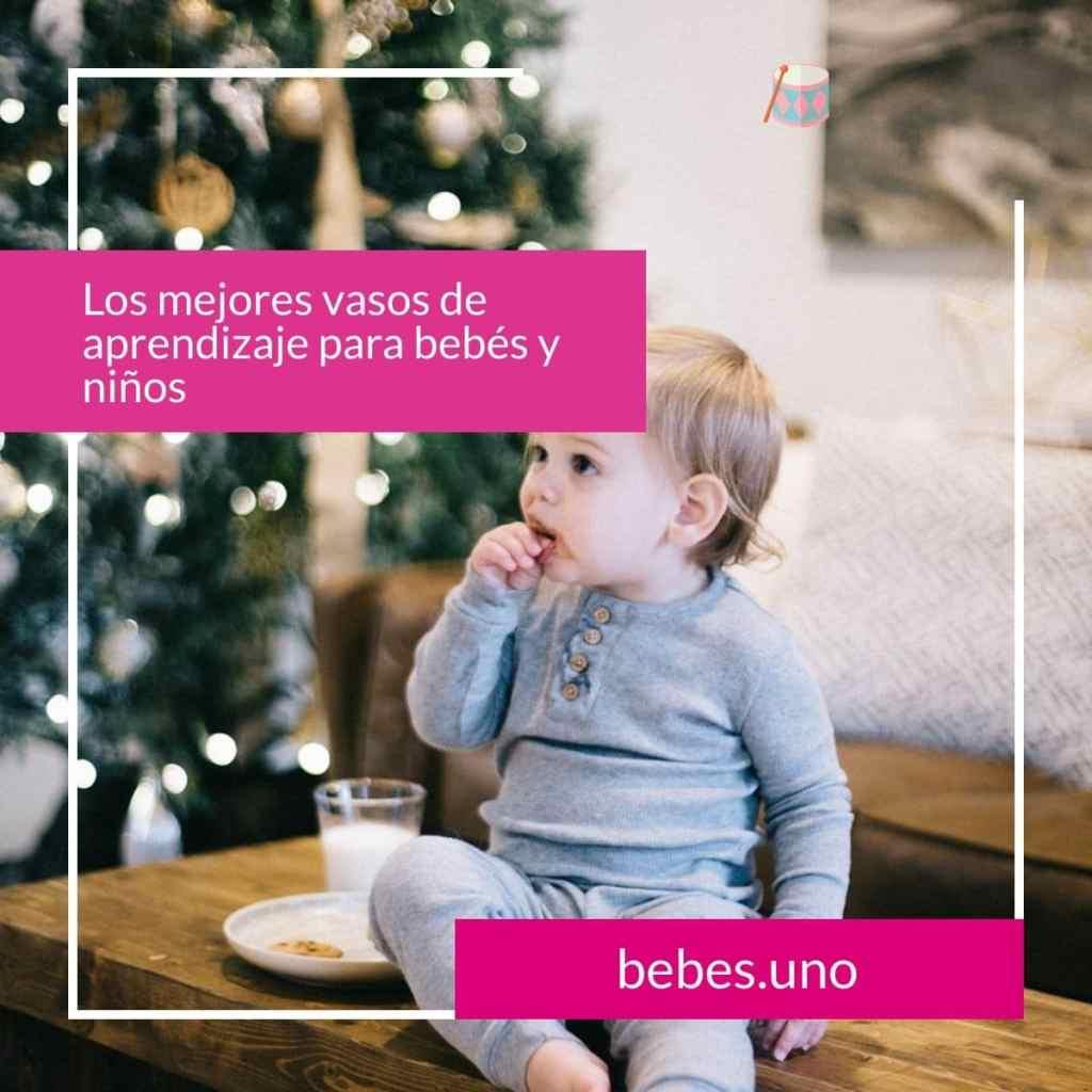Los mejores vasos de aprendizaje para bebés y niños