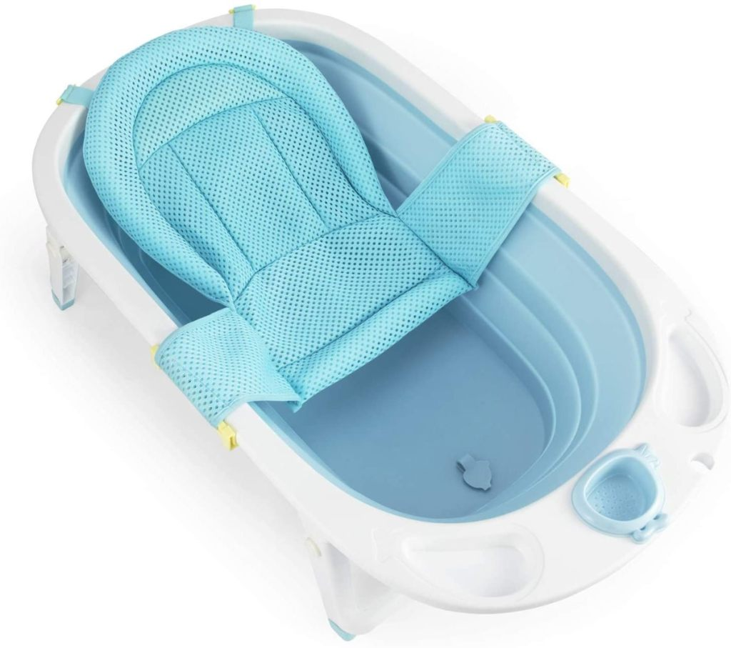 Bañera plegable para bebés de Fascol