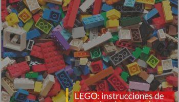 LEGO: instrucciones de montaje, piezas sueltas y cómo construir nuestras propias creaciones