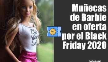Muñecas de Barbie en oferta por el Black Friday 2020 en Amazon España
