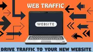 7 Maneiras de Aumentar Seu Tráfego Web