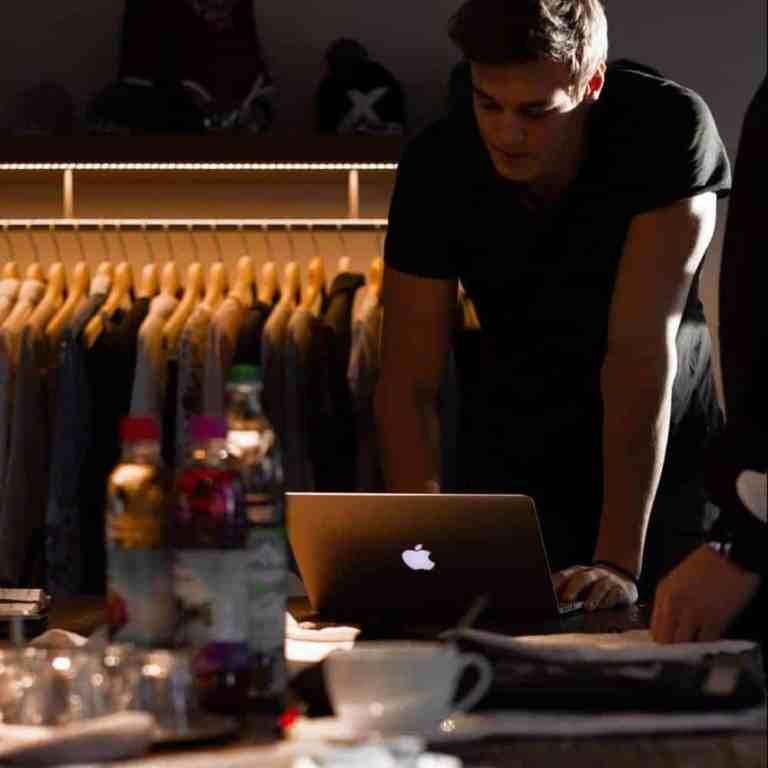 Design Prozess BeBetter nachhaltige Kleidung