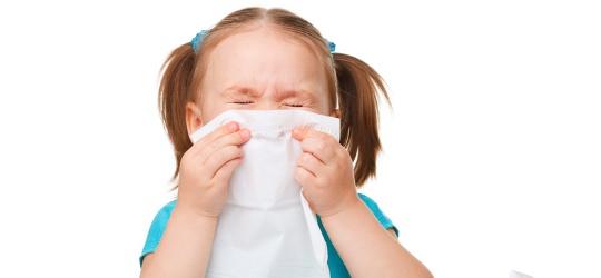 asztmás gyerek, sajtóanyagban