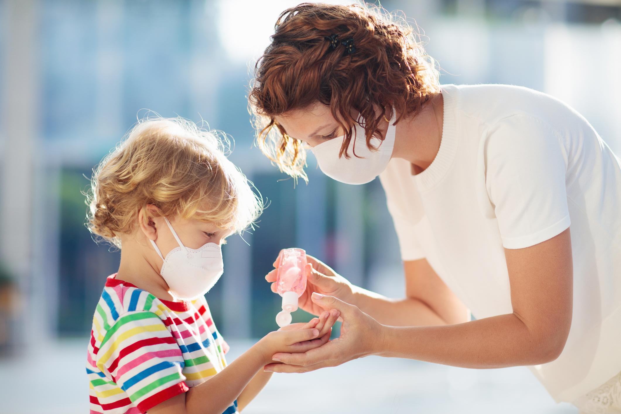Koronavírus: hogyan védhetem meg a gyermekem?