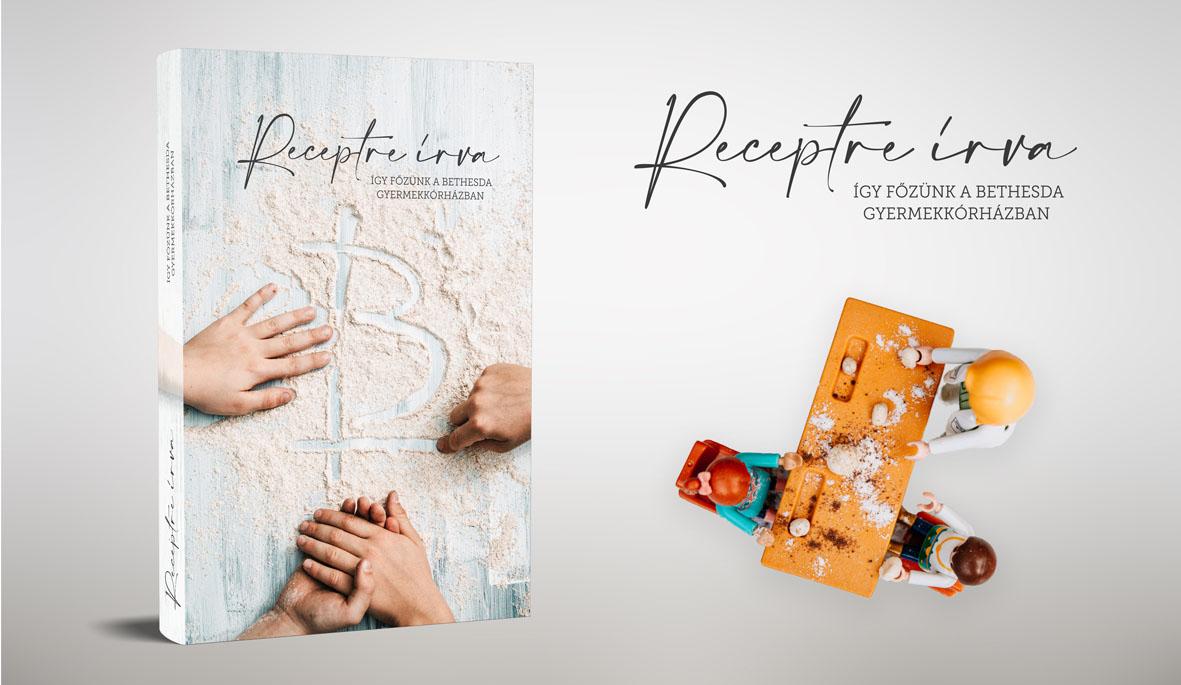 Receptre írva – Szakácskönyvet adott ki a Bethesda Gyermekkórház