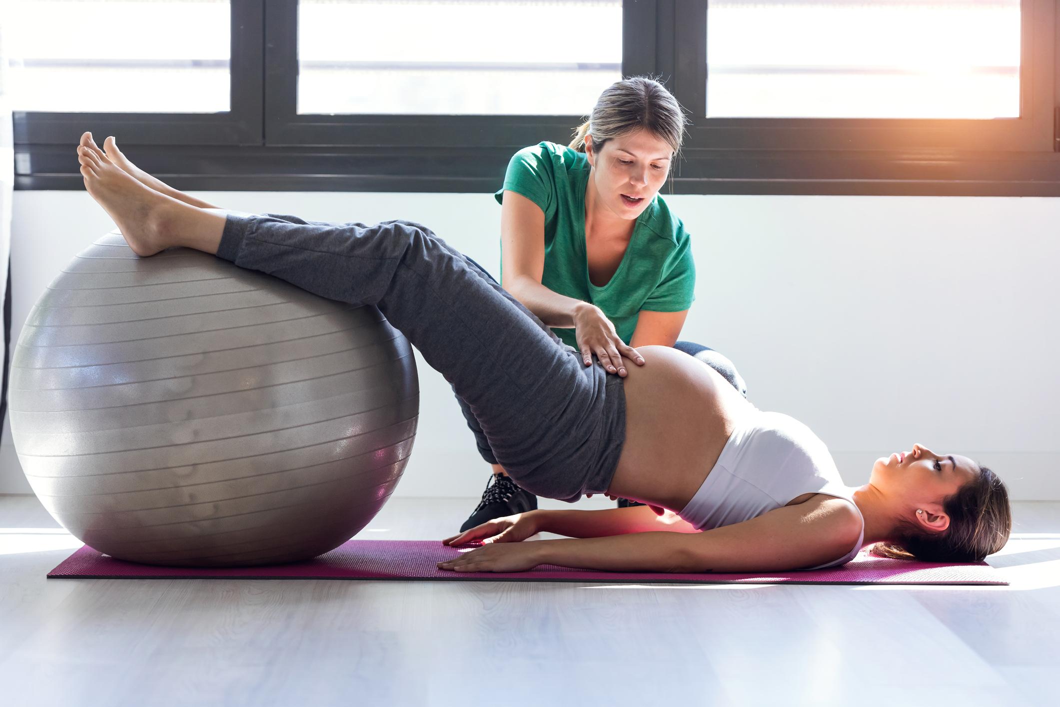 Edzés a várandósság alatt?
