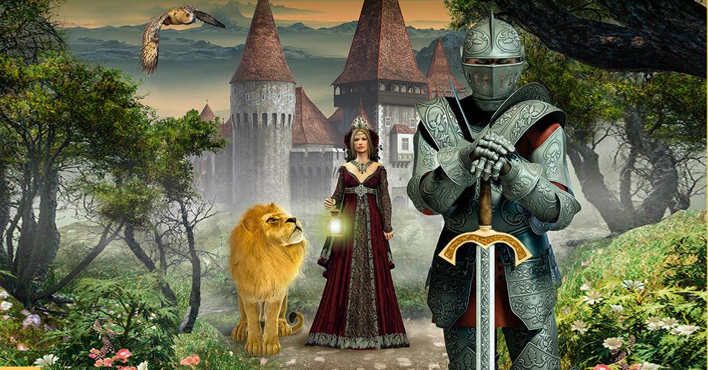 Legendás lovagkör – kiállítás és kalandjáték