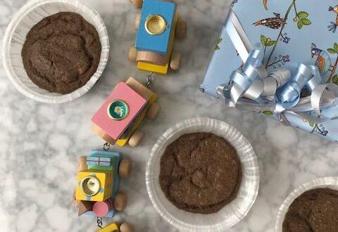 sockerfria muffins till ettårskalaset