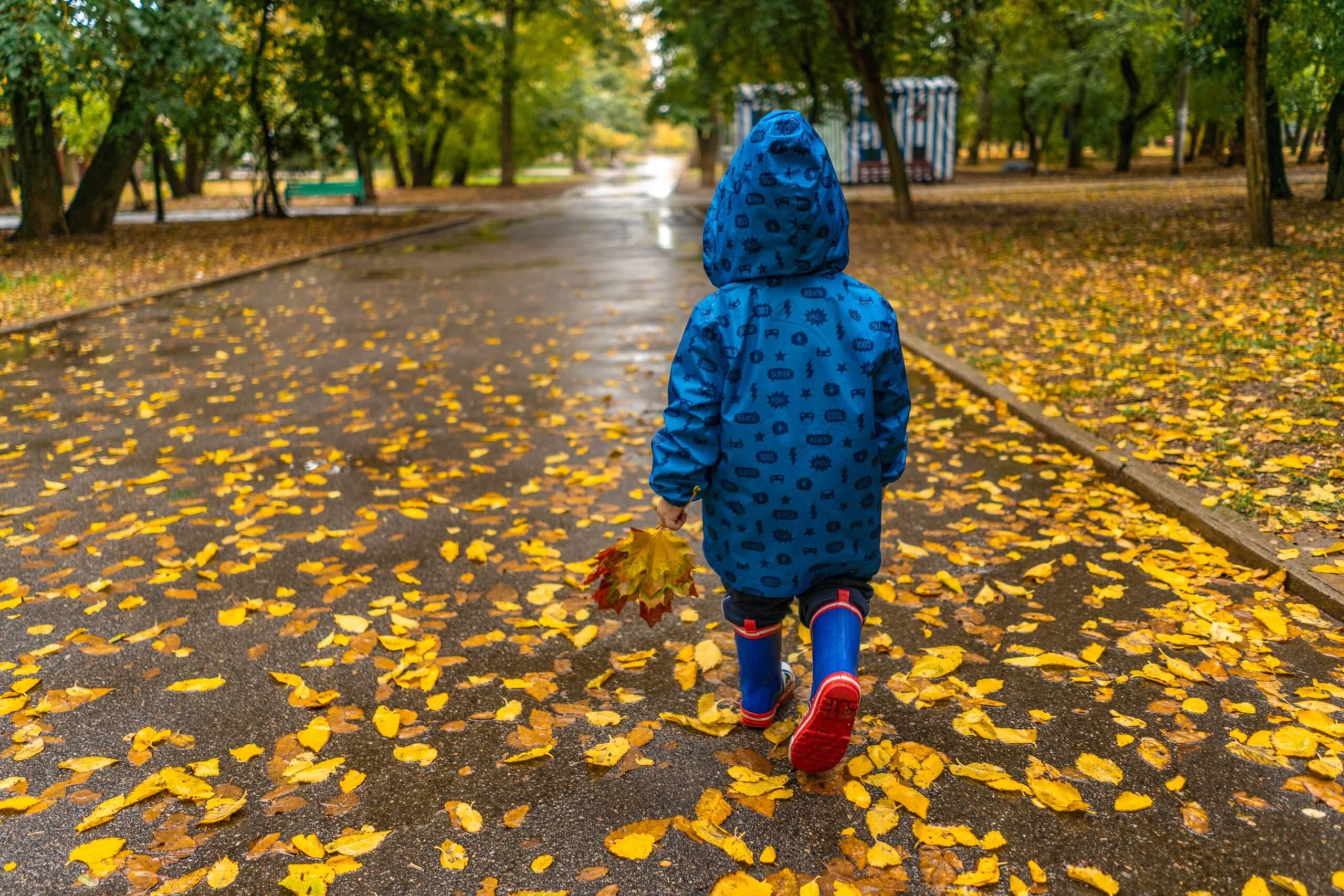 regnkläder förskola